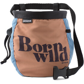 Prana Graphic Chalk Bag mit Gürtel born wild